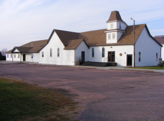 Aurora Reformed Church building
